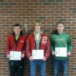 Boy's All-Conference Cross Country Runners 2013-2014