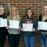 All-Conference Girl's Golf