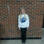 Junior Gymnast Emily Stine