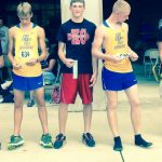 Connersville High School Cross Country Varsity Boys finishes 7th place at Richmond Invitational