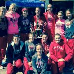 Connersville High School Cross Country Varsity Girls finishes 1st place at Randolph Southern Invitational