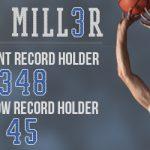 Former Spartan Zach Miller