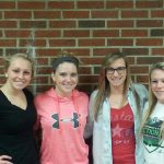 4 Lady Spartan swimmers advance to the State Finals