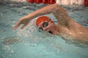 CHS Swim Team-Girls and Boys-meet 12-1-15 vs. Batesville and Rushville