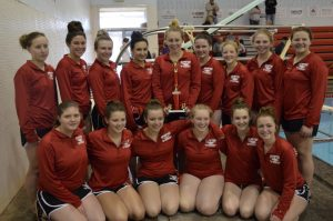 CHS Swim Team Invitational 2015