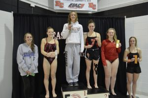 CHS Swimming and Diving EIAC 1-8-2016