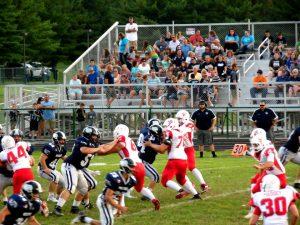 CHS Spartan Football vs. Franklin County