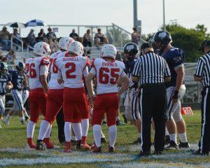 Spartans vs Wildcats 8/26/16