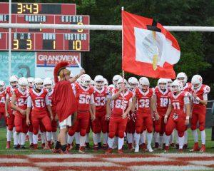 Spartans vs Lions 9-16-16