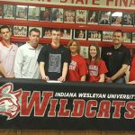 Grant Signs to Play at Indiana Wesleyan University