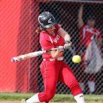 Connersville High School Varsity Softball beat Rushville 11-3