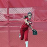 Connersville High School Varsity Softball beat Greensburg High School 8-7