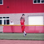 Connersville High School Varsity Softball beat Franklin County High School 1-0
