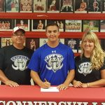 Dalton Huffman continues his baseball career at IPFW.