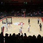 Boys Varsity Basketball beats Mt. Vernon 42 – 37