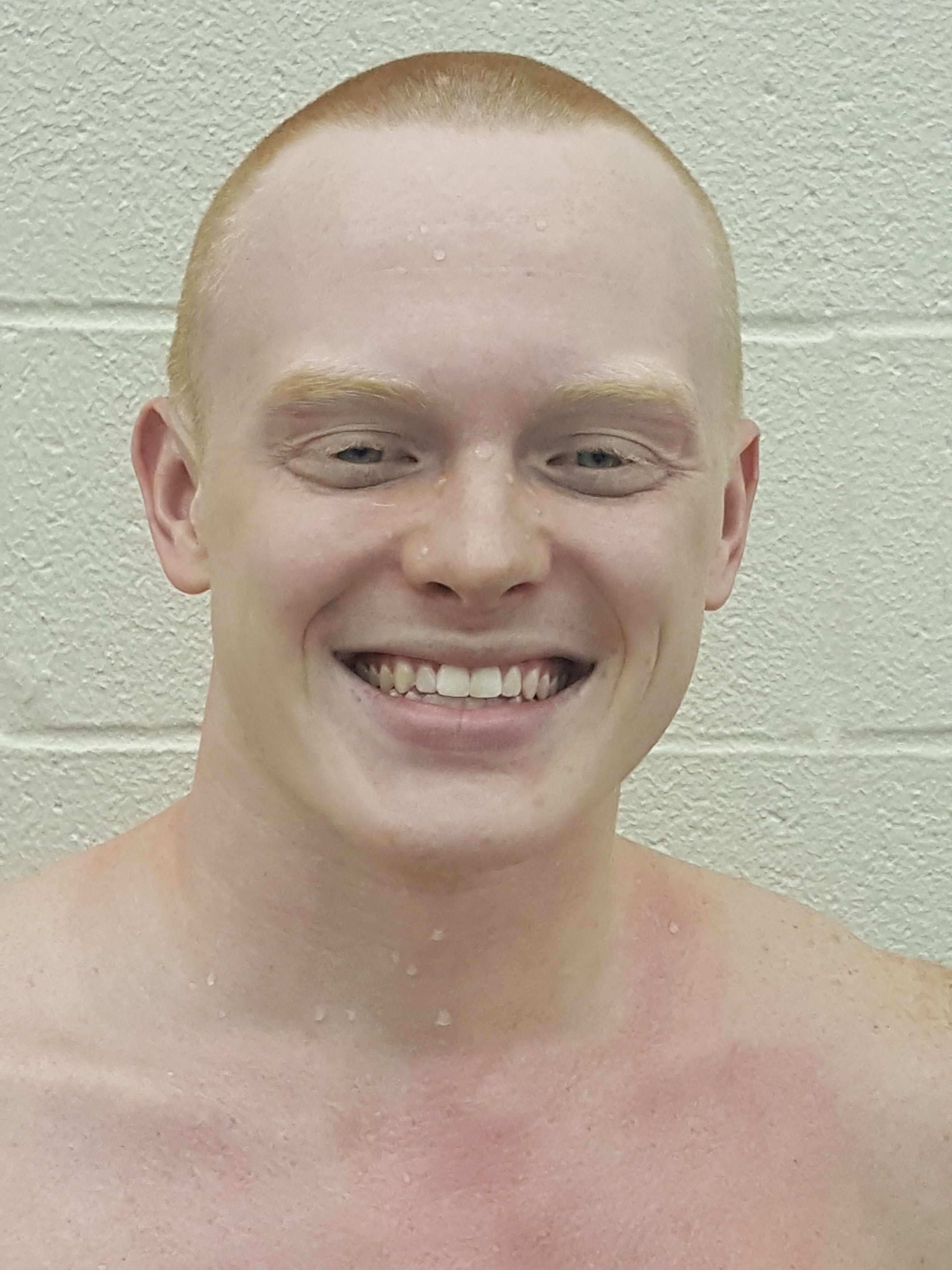 Spurlock to Compete at State Swim Meet
