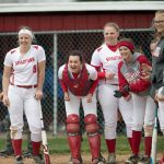 Girls Varsity Softball falls to East Central 7 – 3