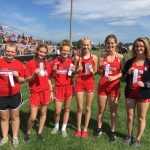 Girls Cross Country places 3rd at East Central Invite; Boys place 5th