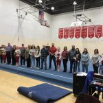 Connersville Gymnastics team takes 1st against Morristown