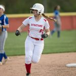 Girls Varsity Softball beats Greensburg 10 – 2