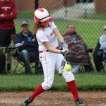Girls Varsity Softball beats Lawrenceburg 15 – 0