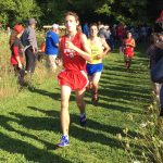 Arndt Leads Boys to 8th Place Finish at Richmond