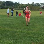 Tylissa Beckner Leads Spartans At East Central Invite