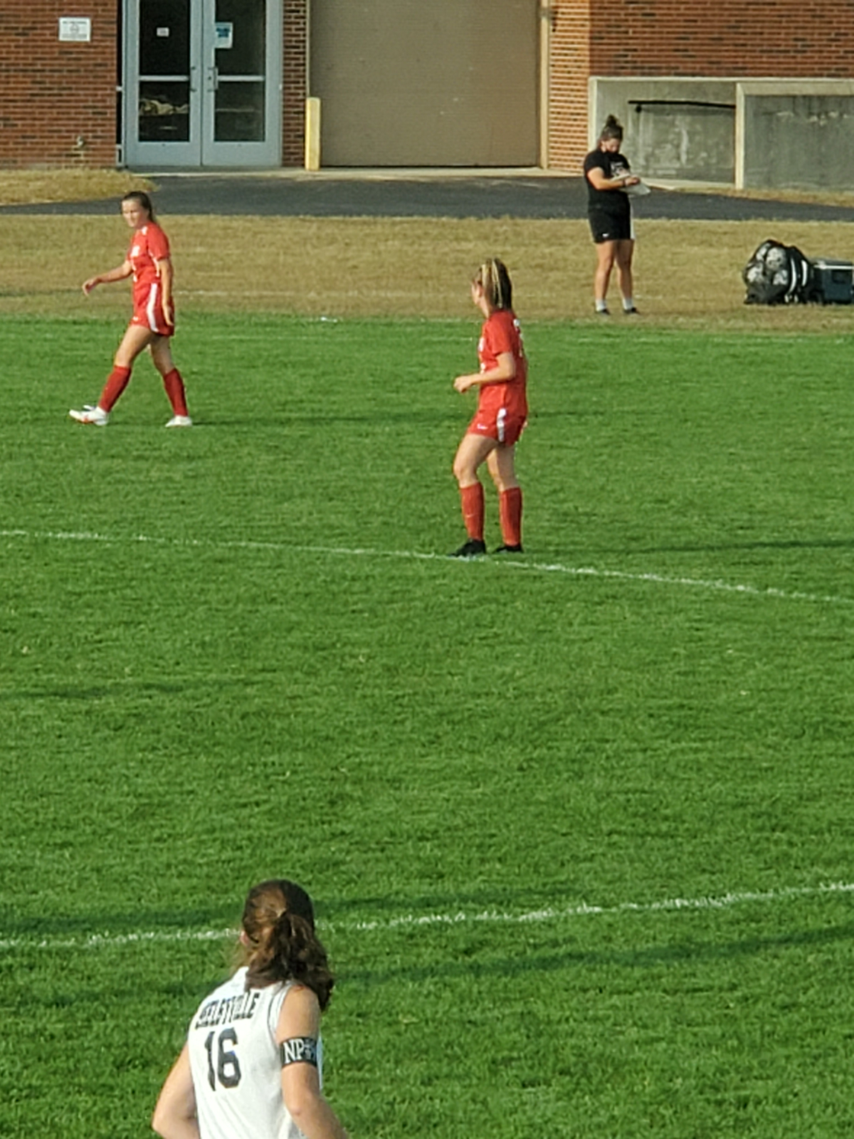 Lady Spartan Soccer