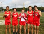 Boys Cross Country places 3rd at EIAC