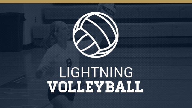 Lightning Volleyball Camp