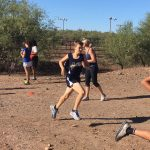 MS Cross Country runs well in Anthem