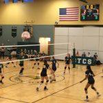 JV Volleyball Wins at San Tan Charter