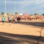 MS Cross Country Runs in the 9th Annual Nike Desert Twilight Race