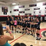 JV Volleyball – CAA State Champions