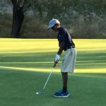 MS Golf Competes at McDowell Mountain
