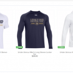 Spring Sport Spirit Wear is Now Available