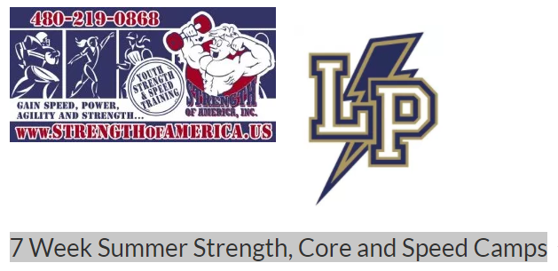 Lincoln Prep Strength & Speed Summer Camps