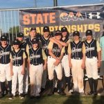 Varsity Baseball Competes in First State Tourmanent