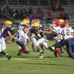 Jim Satterfield Middle School Varsity Football – MS beat Avery Trace 37-8