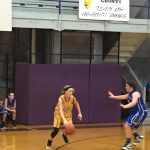 Jim Satterfield Middle School Girls Varsity Basketball – MS beat Gordonsville 50-12