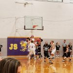 Jim Satterfield Middle School Boys Varsity Basketball – MS beat Smith Co. 45-25