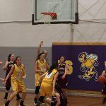 Jim Satterfield Middle School Girls Varsity Basketball – MS beat New Middleton School 65-5