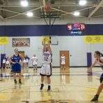 Trousdale County High School Girls Varsity Basketball beat Gordonsville High School 51-25