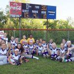 Jim Satterfield Middle School Varsity Softball – MS beat Red Boiling Springs High School 16-0