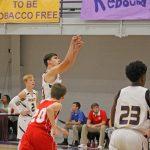 Jim Satterfield Middle School Boys Varsity Basketball – MS beat RBS Junior High 58-19