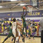 Trousdale County High School Boys Varsity Basketball falls to Gallatin High School 69-48