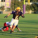Yellow Jackets fall to Dekalb Co. 20 – 16