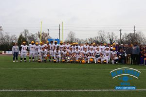 2018 TSSAA BlueCross Bowl: 2A Trousdale vs Peabody
