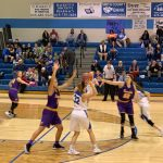 The Lady Jackets Hand Gordonsville a 68-48 Loss