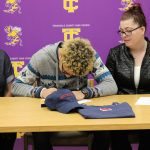 Baines signs with Southwest Mississippi Junior College